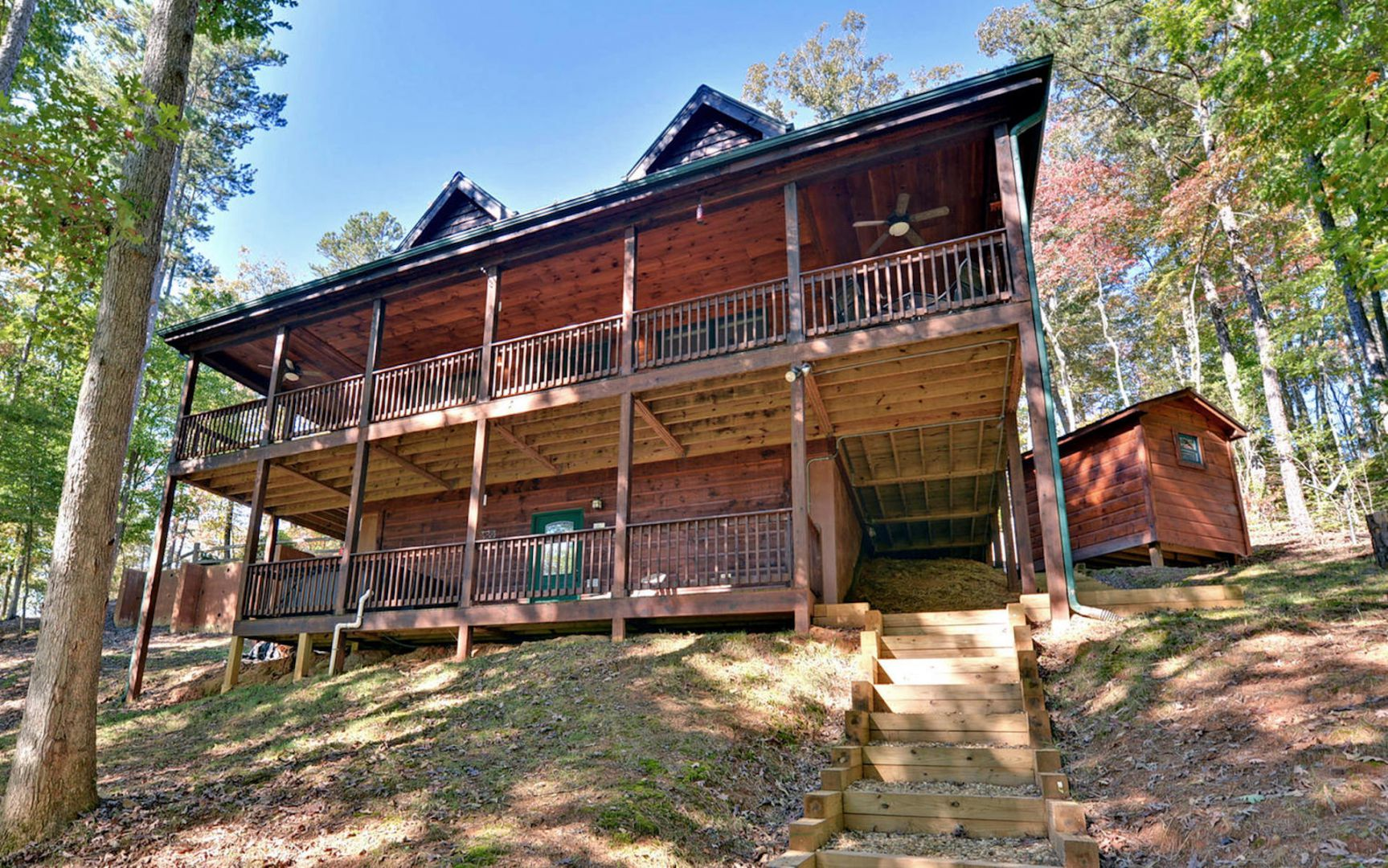 100 Acre Wood Rental Cabin