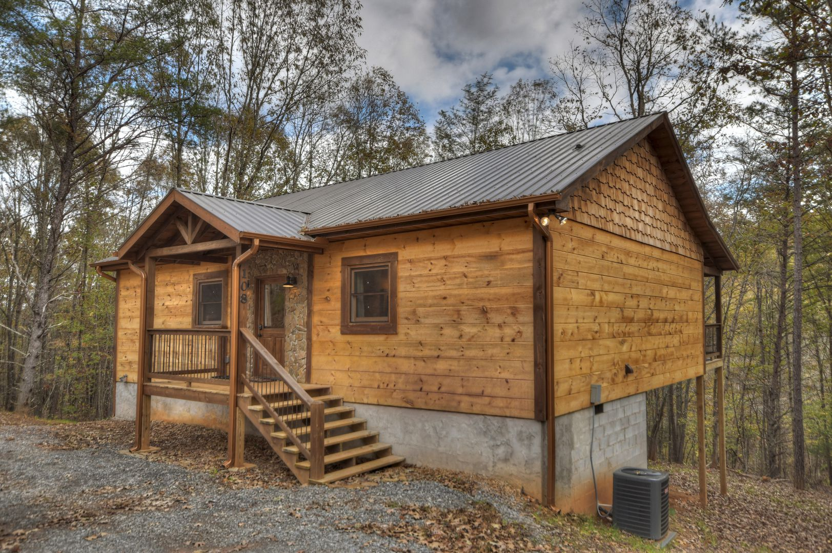 Squirrel Hideaway | North Georgia Cabin Rentals