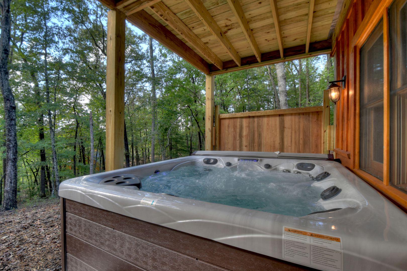 Rusty Nail Cabin Rental