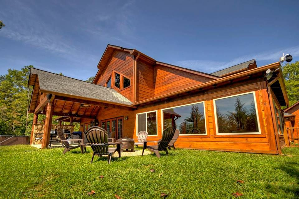 Fox Run Lodge | North Georgia Cabin Rentals