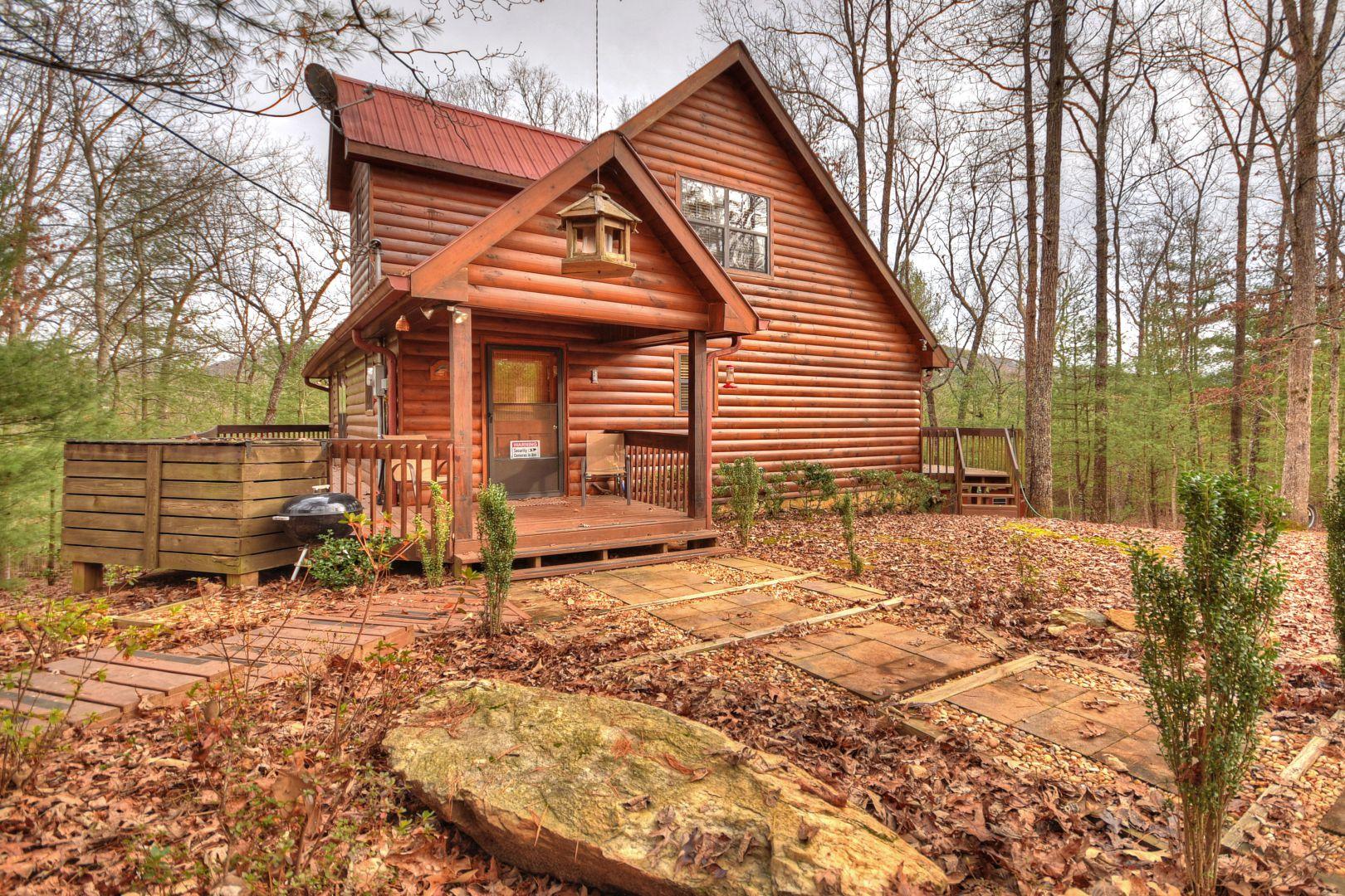 Mineral Memories Cabin Rental