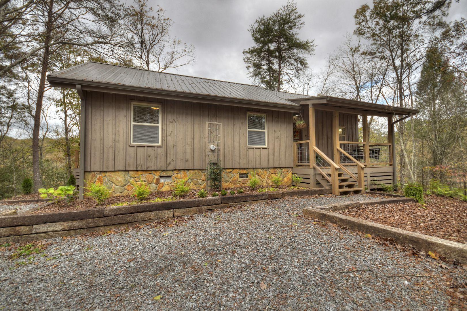 Blueberry Hill Rental Cabin