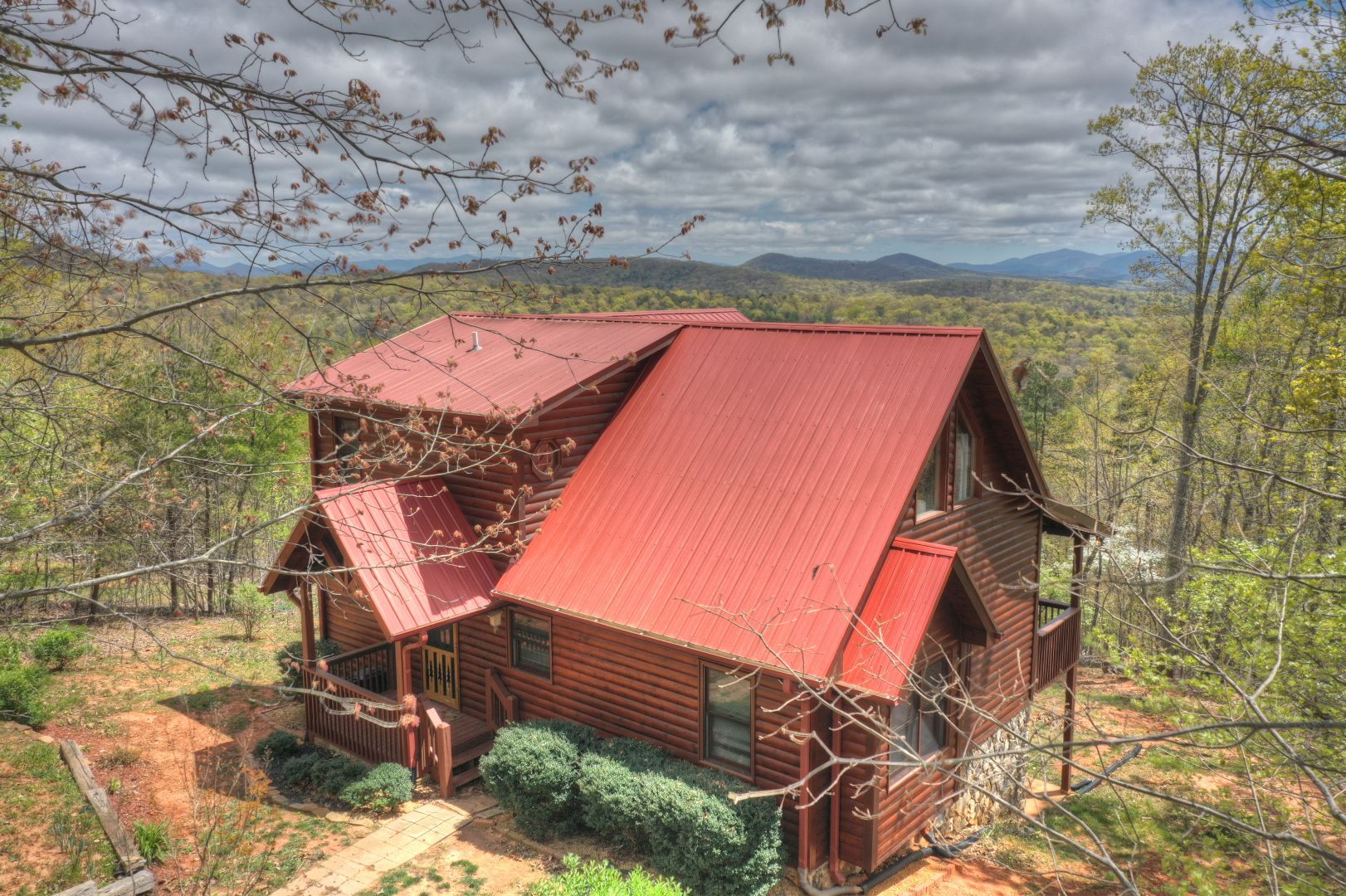 Serenity Lodge | North Georgia Cabin Rentals