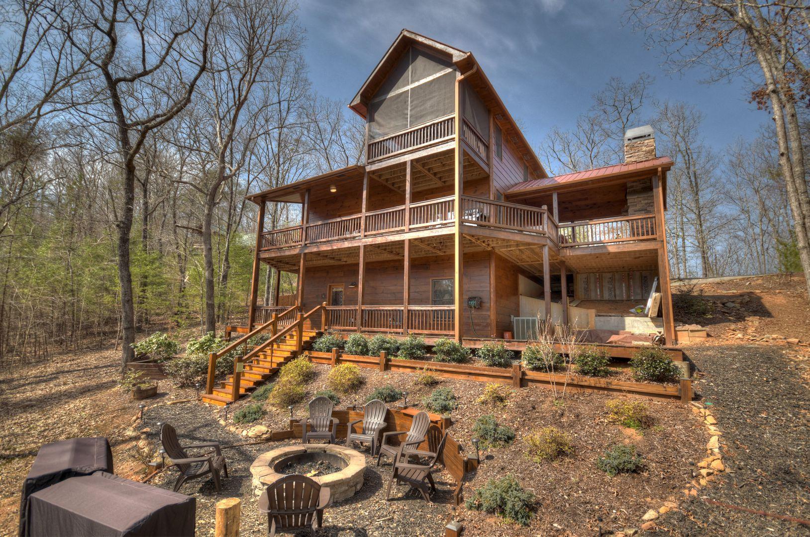 No Agenda | North Georgia Cabin Rentals