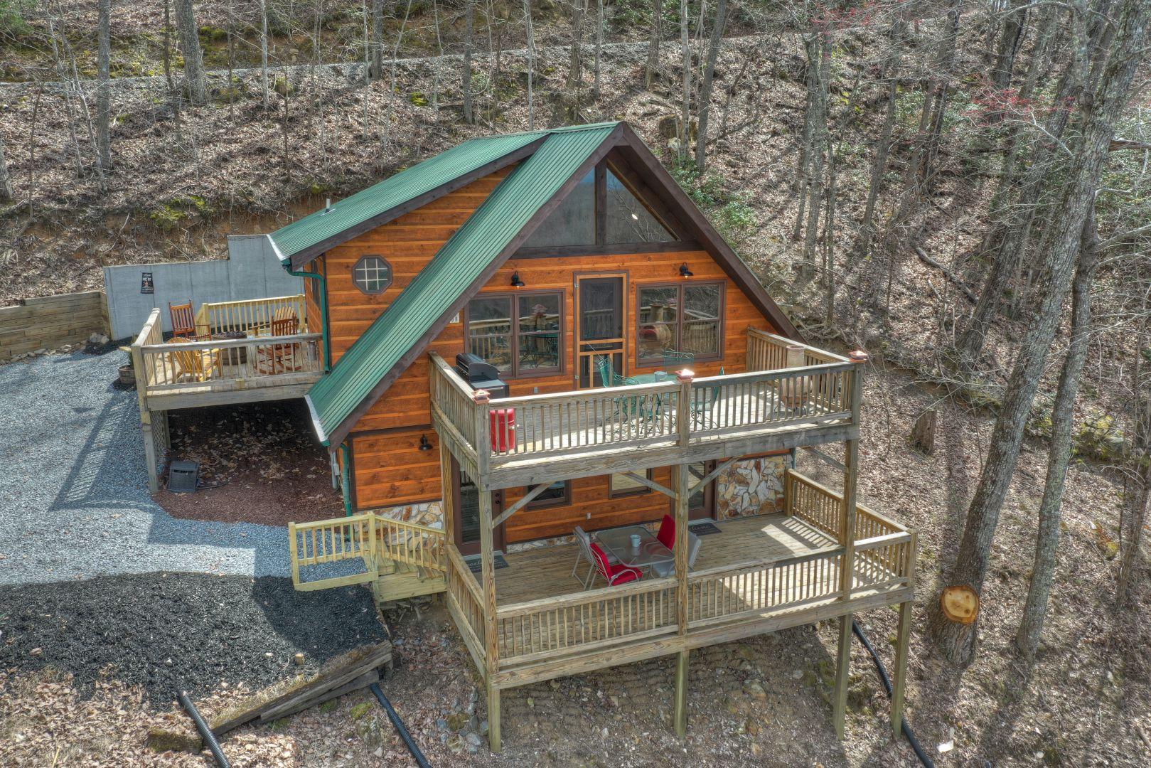 Bobby Bears Cabin Cabin Rental
