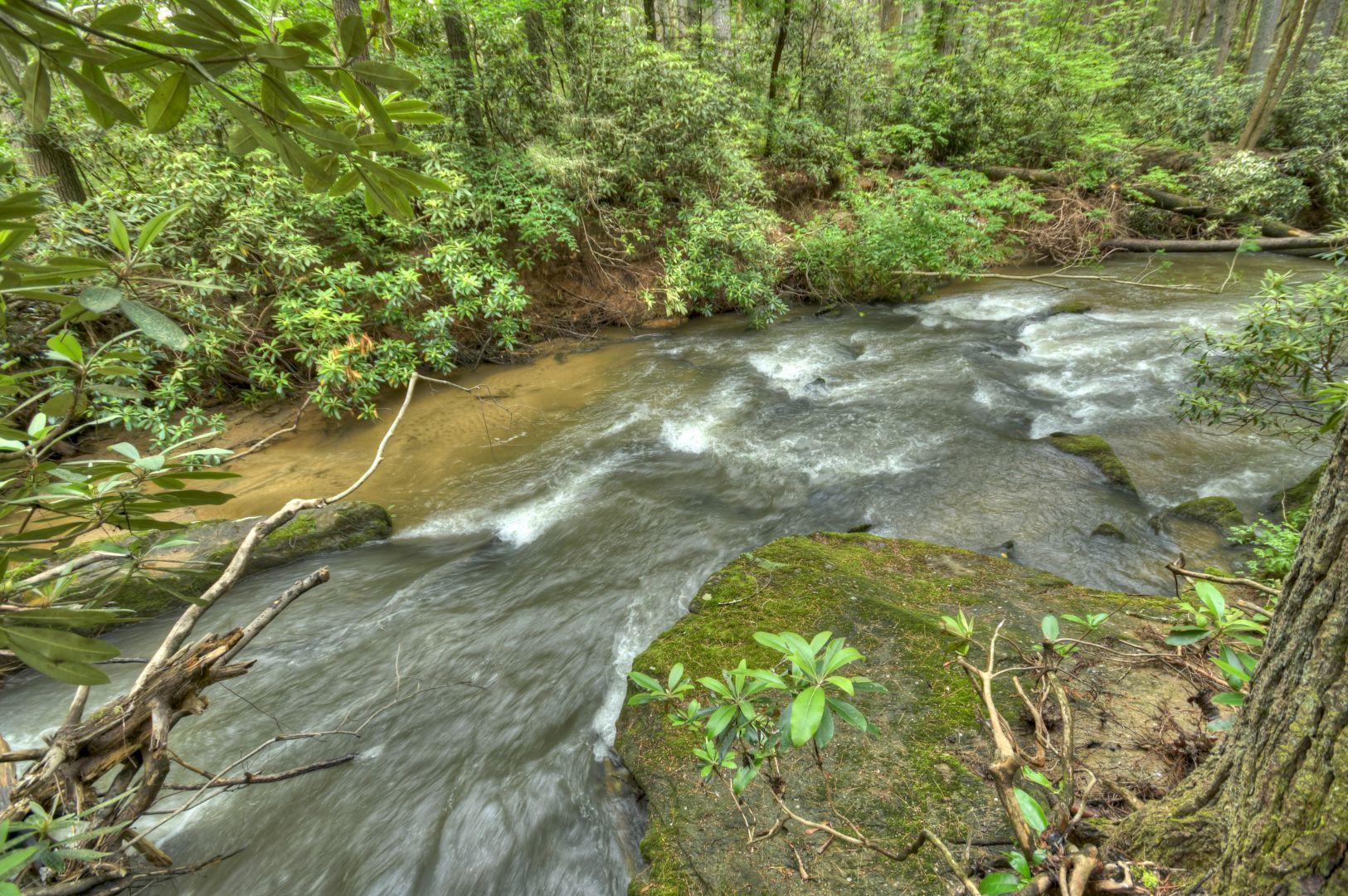 Bear Creek | North Georgia Cabin Rentals