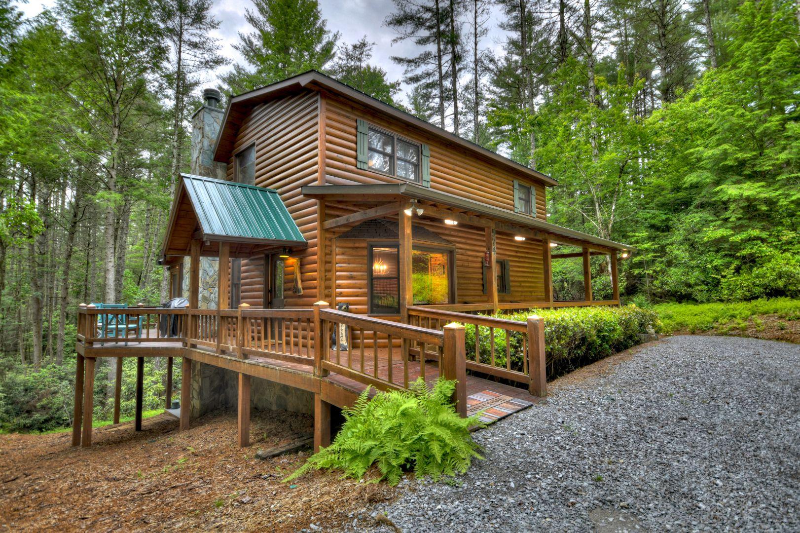 Bear Creek Cabin Rental