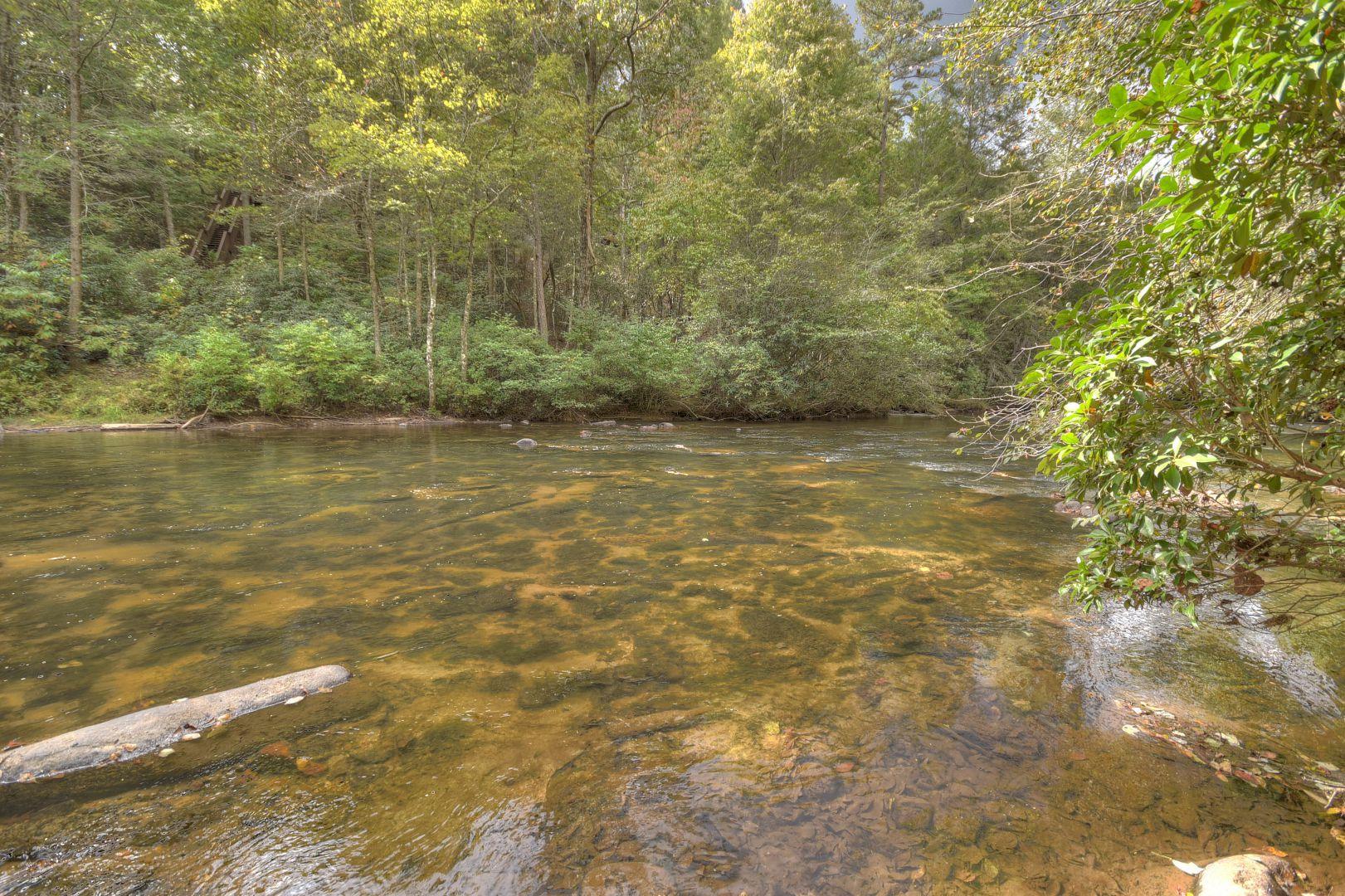 Wild Water Lodge Rental Cabin