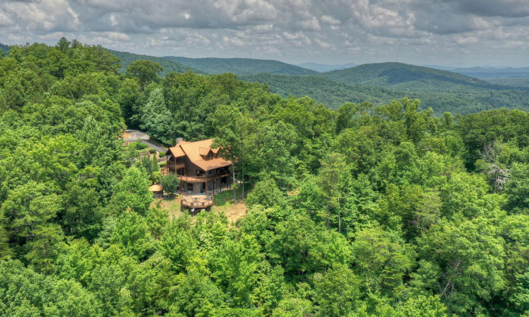 Copper Top Cabin Rental