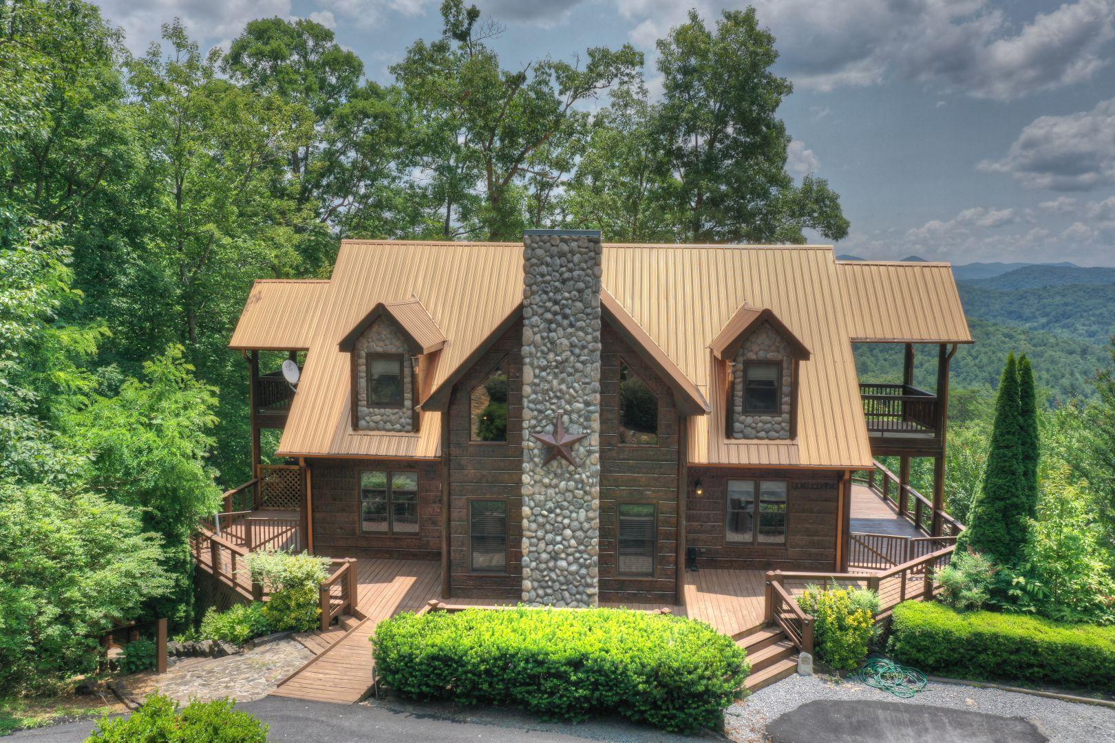 Copper Top Rental Cabin