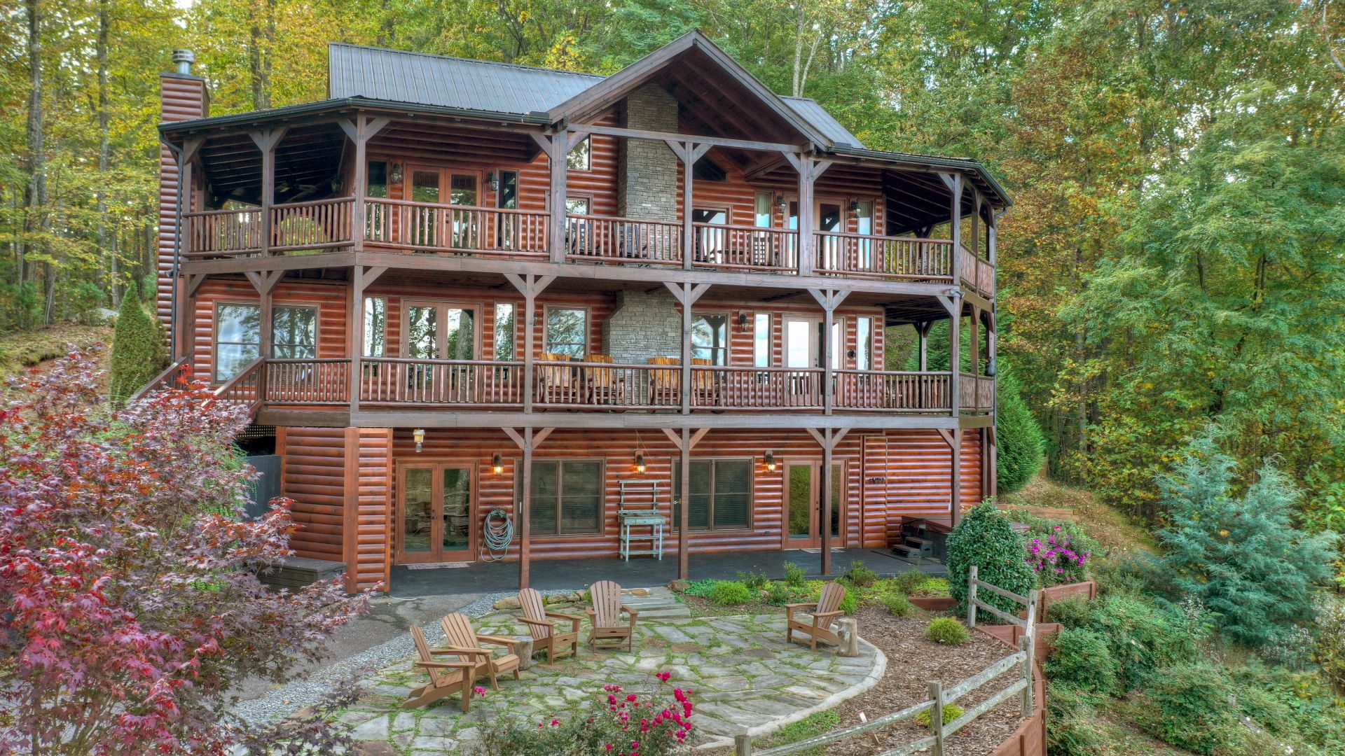 Aska Ridge Lodge Cabin Rental