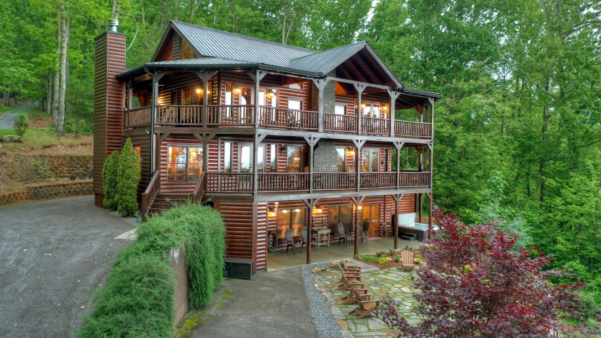 Aska Ridge Lodge | North Georgia Cabin Rentals
