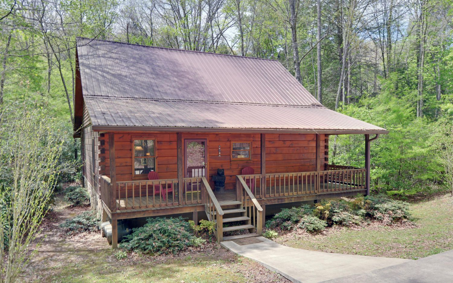 Dancing Waters Cabin Rental