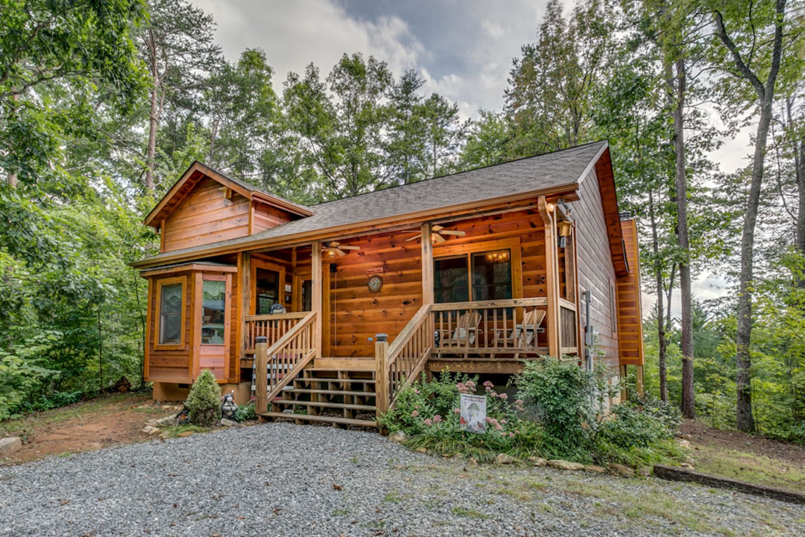 Dogwood Cabin- Flat Rate Pricing! Rental Cabin