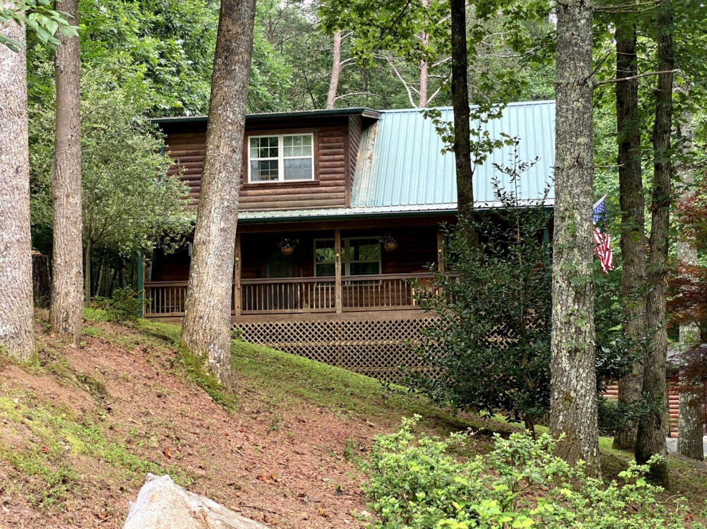 Lazy Springs | North Georgia Cabin Rentals
