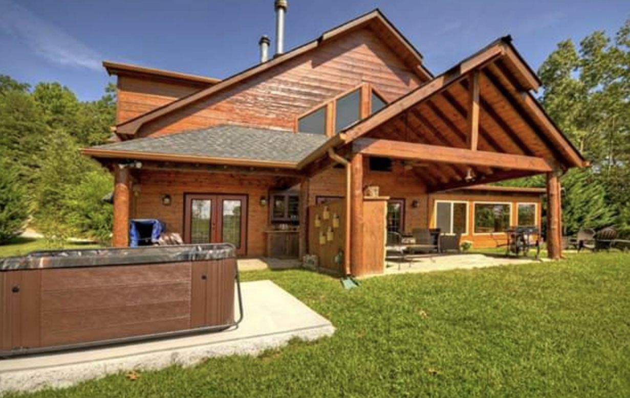 Fox Run Lodge Rental Cabin