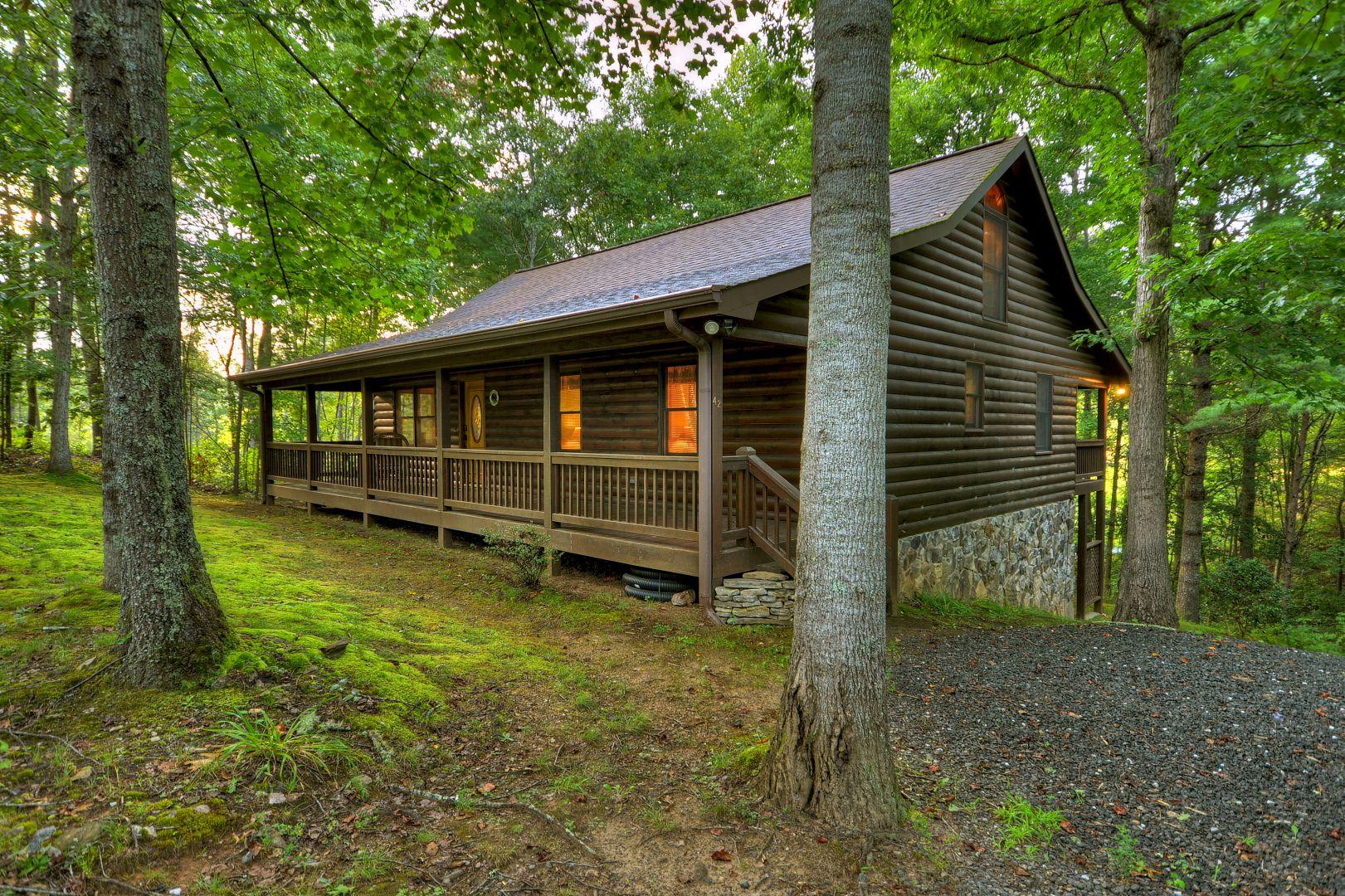 Loon Loft Cabin Cabin Rental
