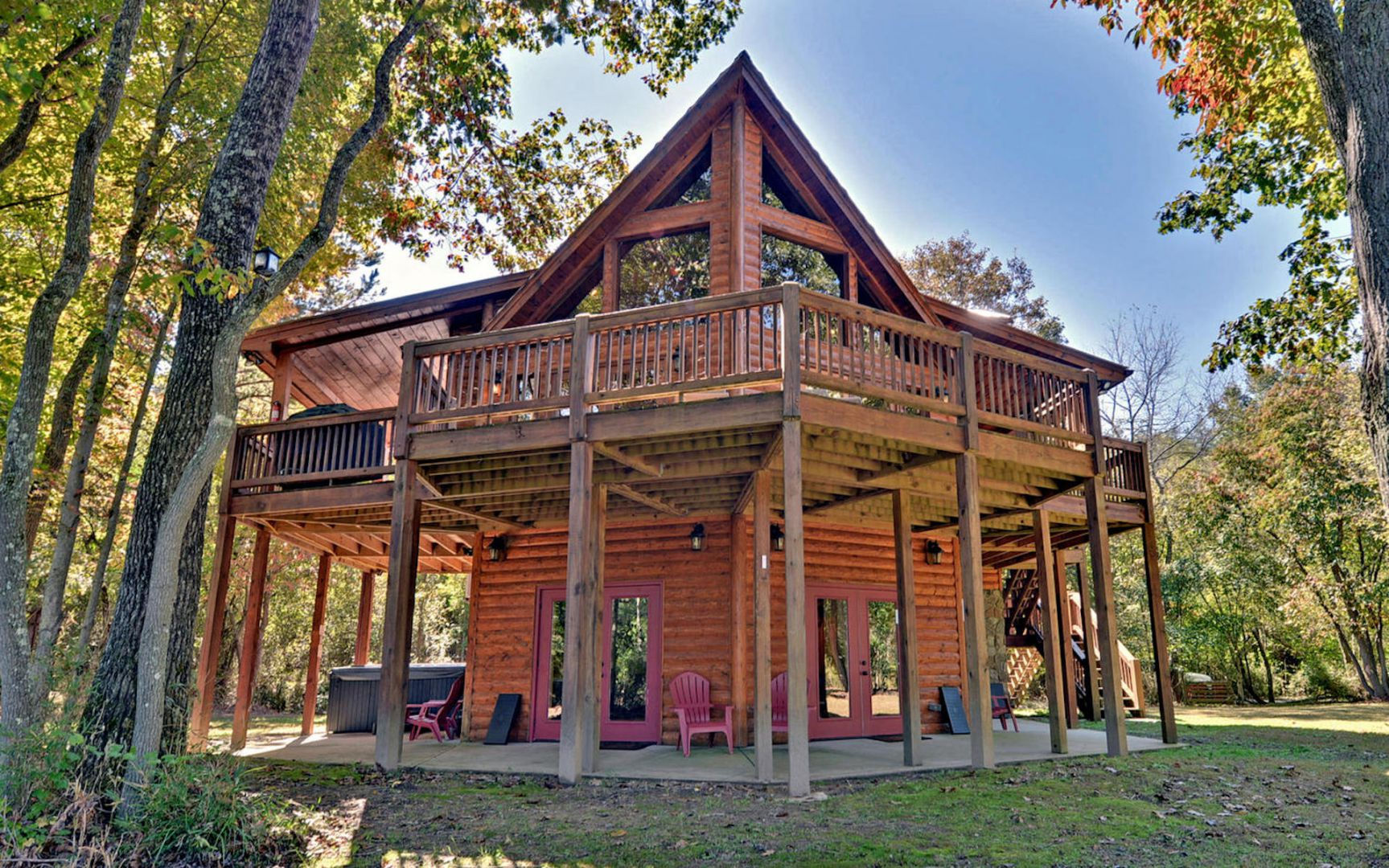 Rivers Edge | North Georgia Cabin Rentals