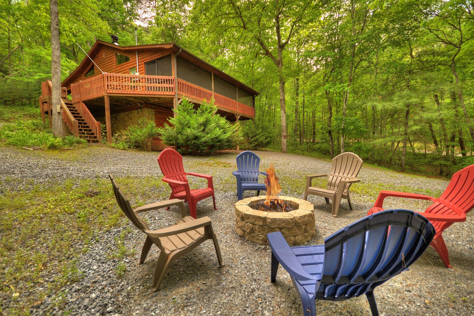 Sweetwater Escape Rental Cabin