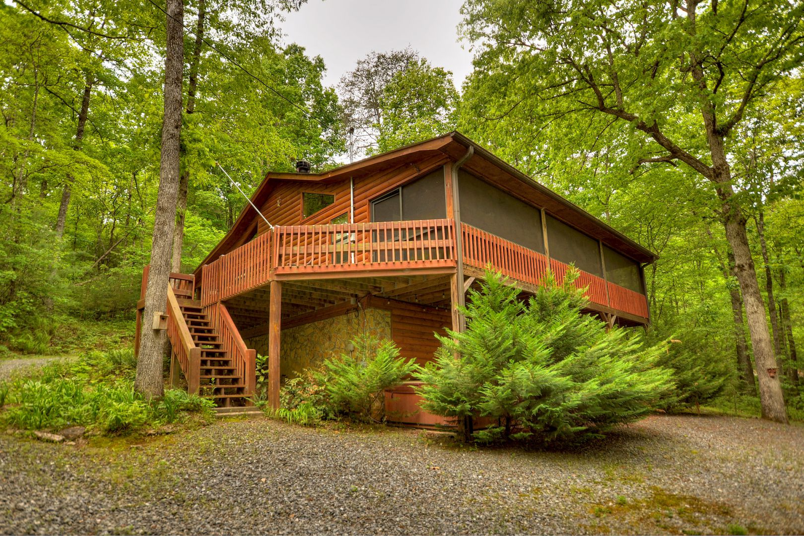 Sweetwater Escape Cabin Rental