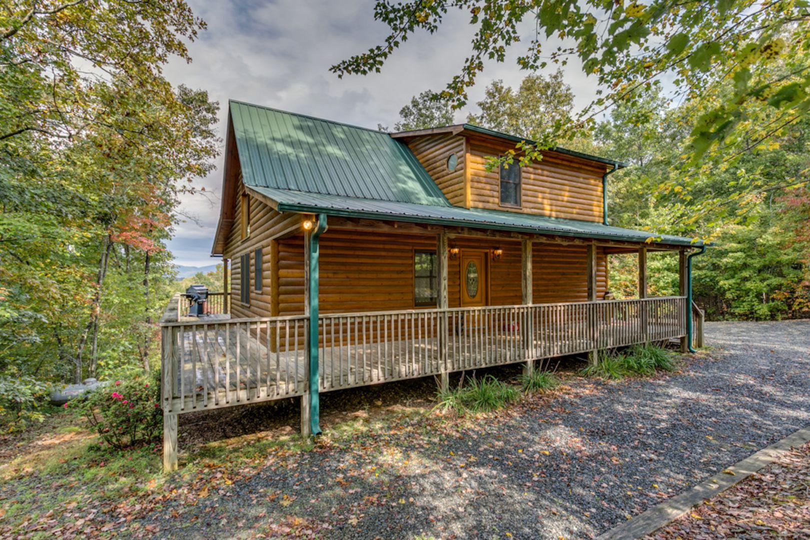 Treetops Rental Cabin