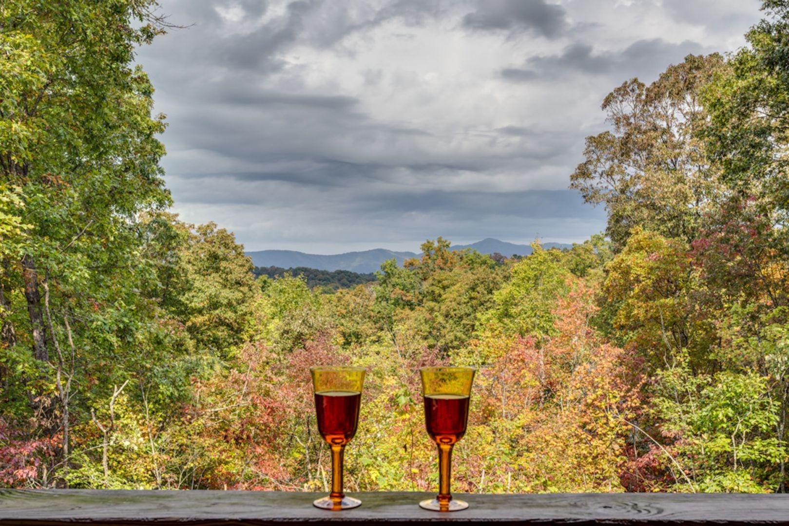 Treetops Cabin Rental