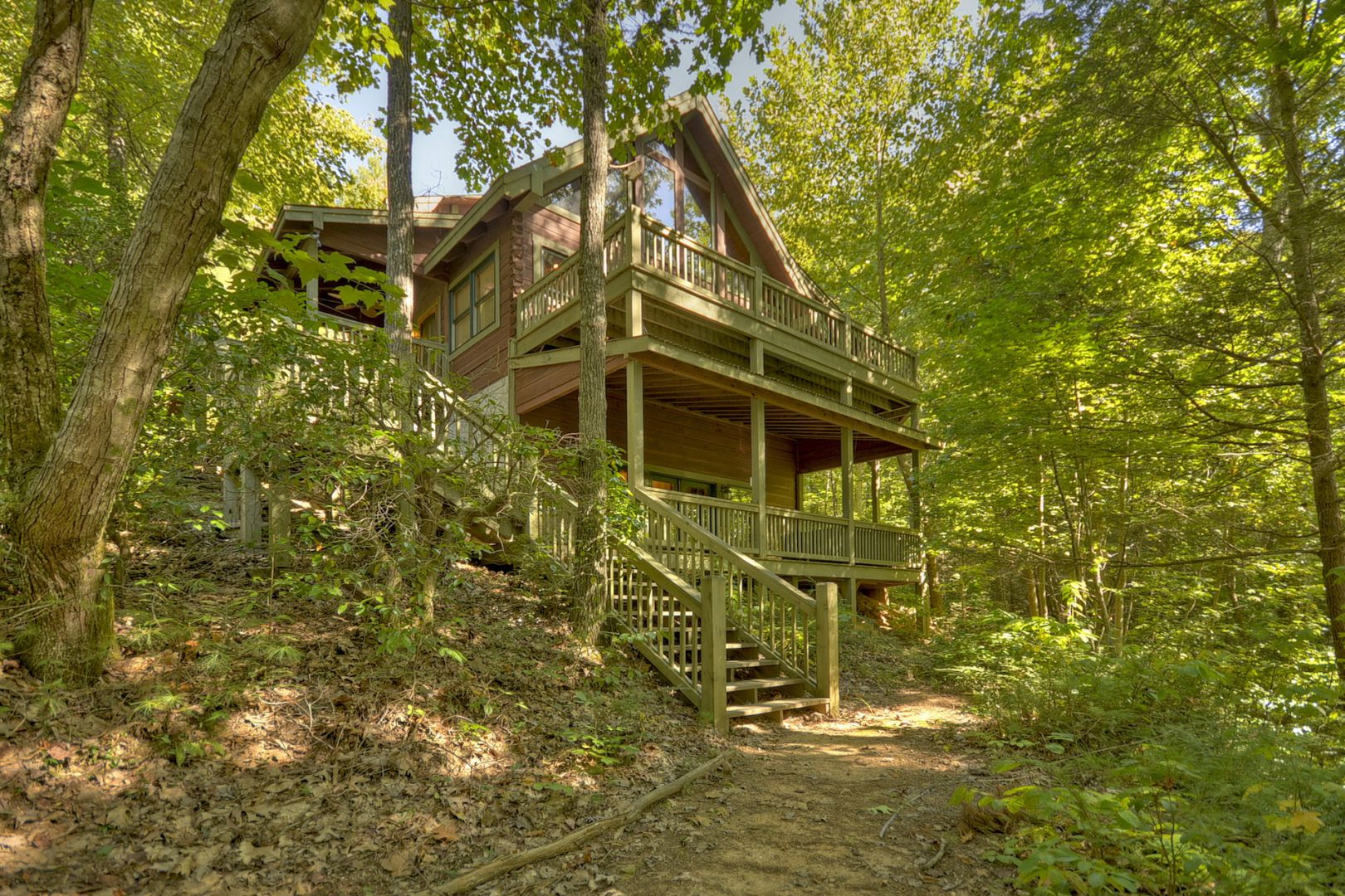Thunder Falls Rental Cabin Cuddle Up Cabin Rentals