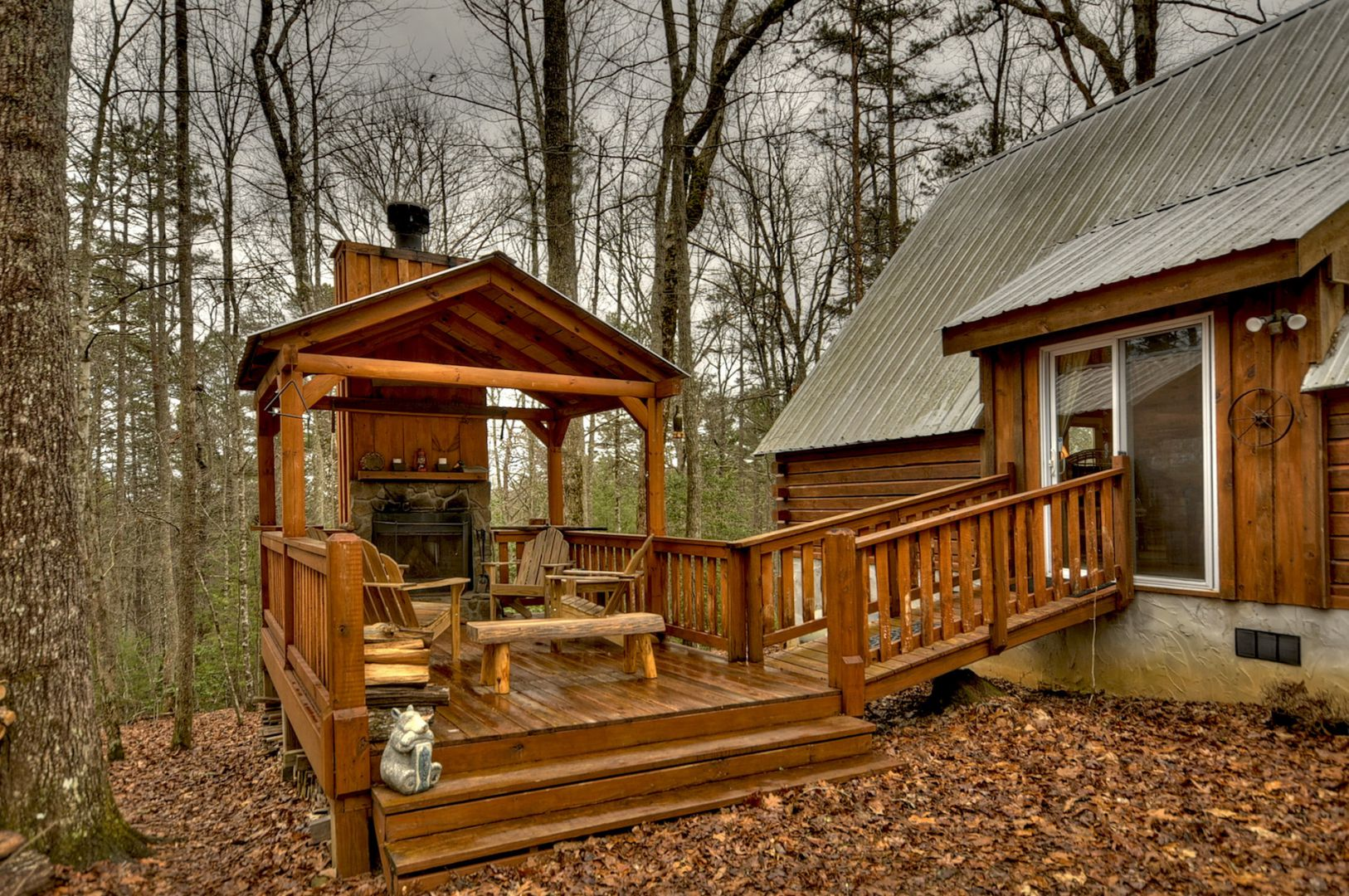 Triple Treat Cabin Rental