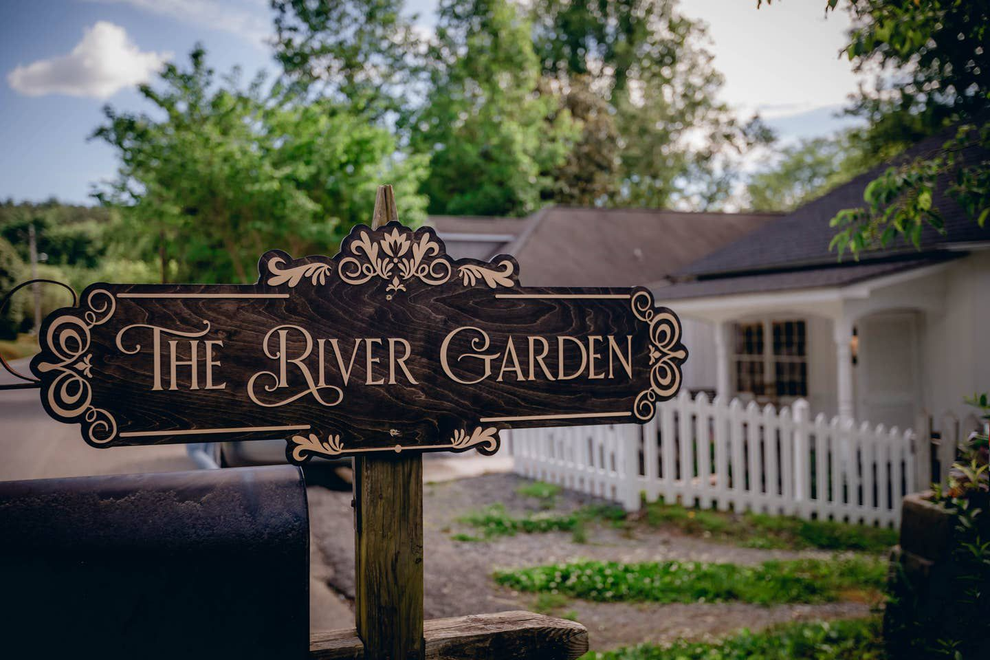 The River Garden | North Georgia Cabin Rentals