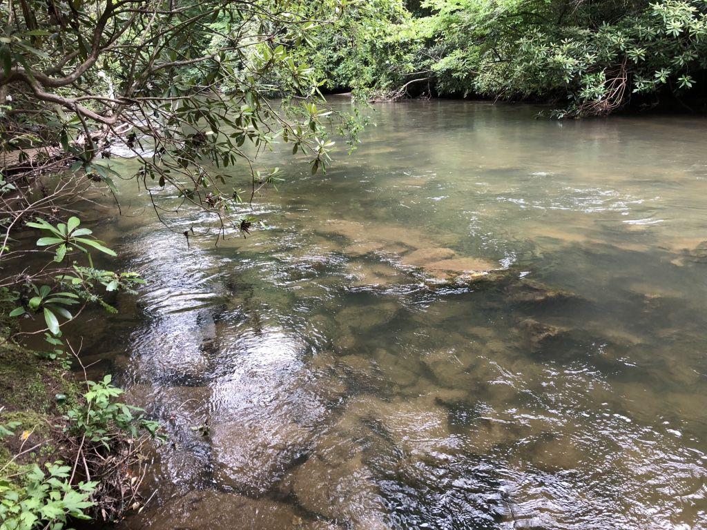 Chimney Path on Fightingtown Creek | North Georgia Cabin Rentals