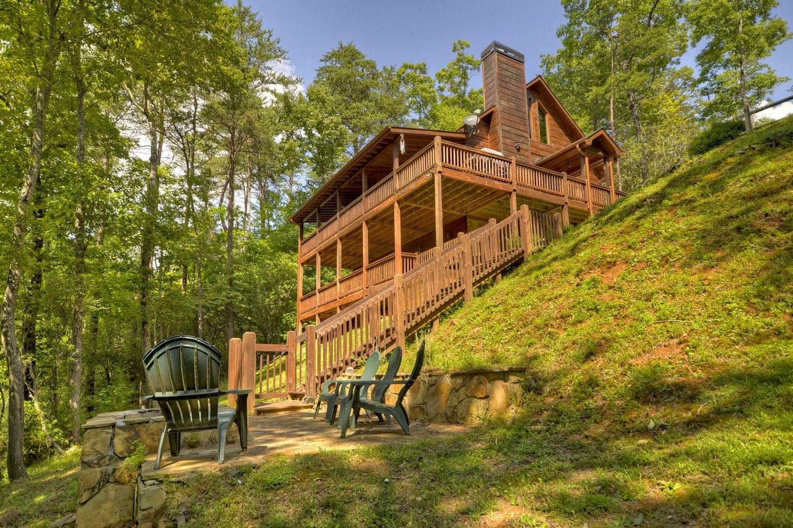 Aska La Vista Rental Cabin