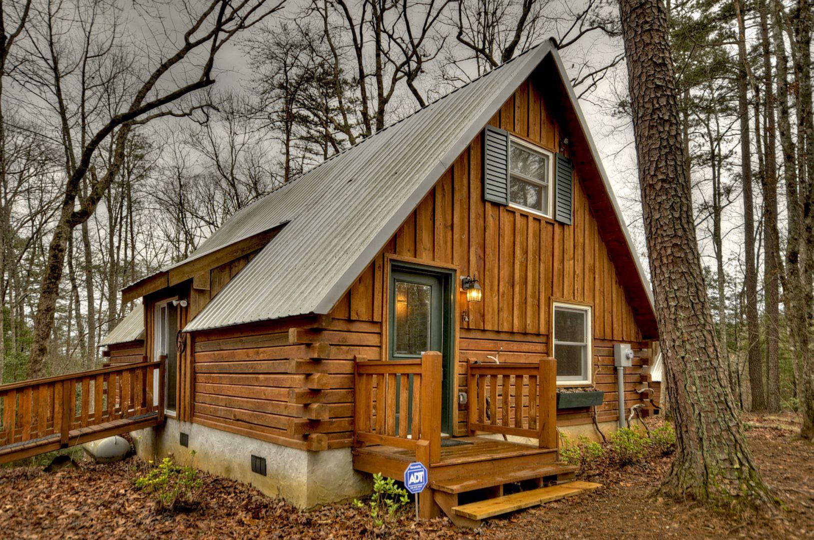 Triple Treat Rental Cabin