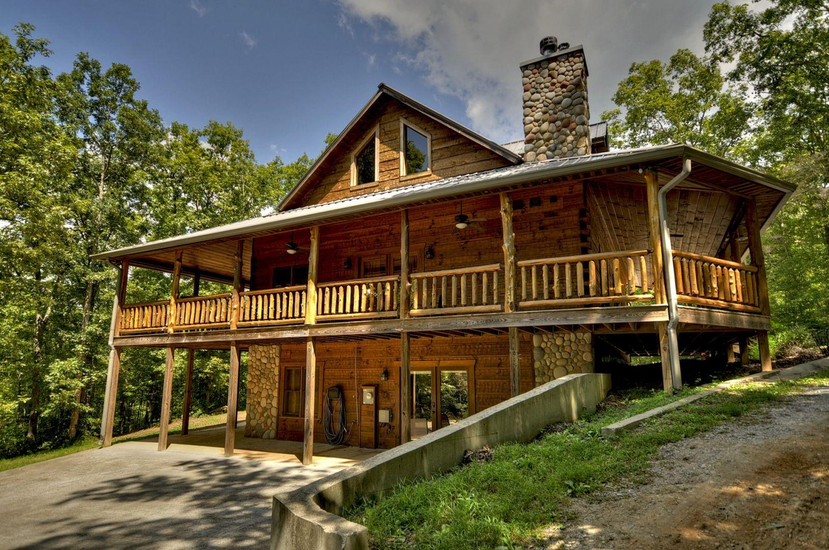 Hidden Creek Rental Cabin