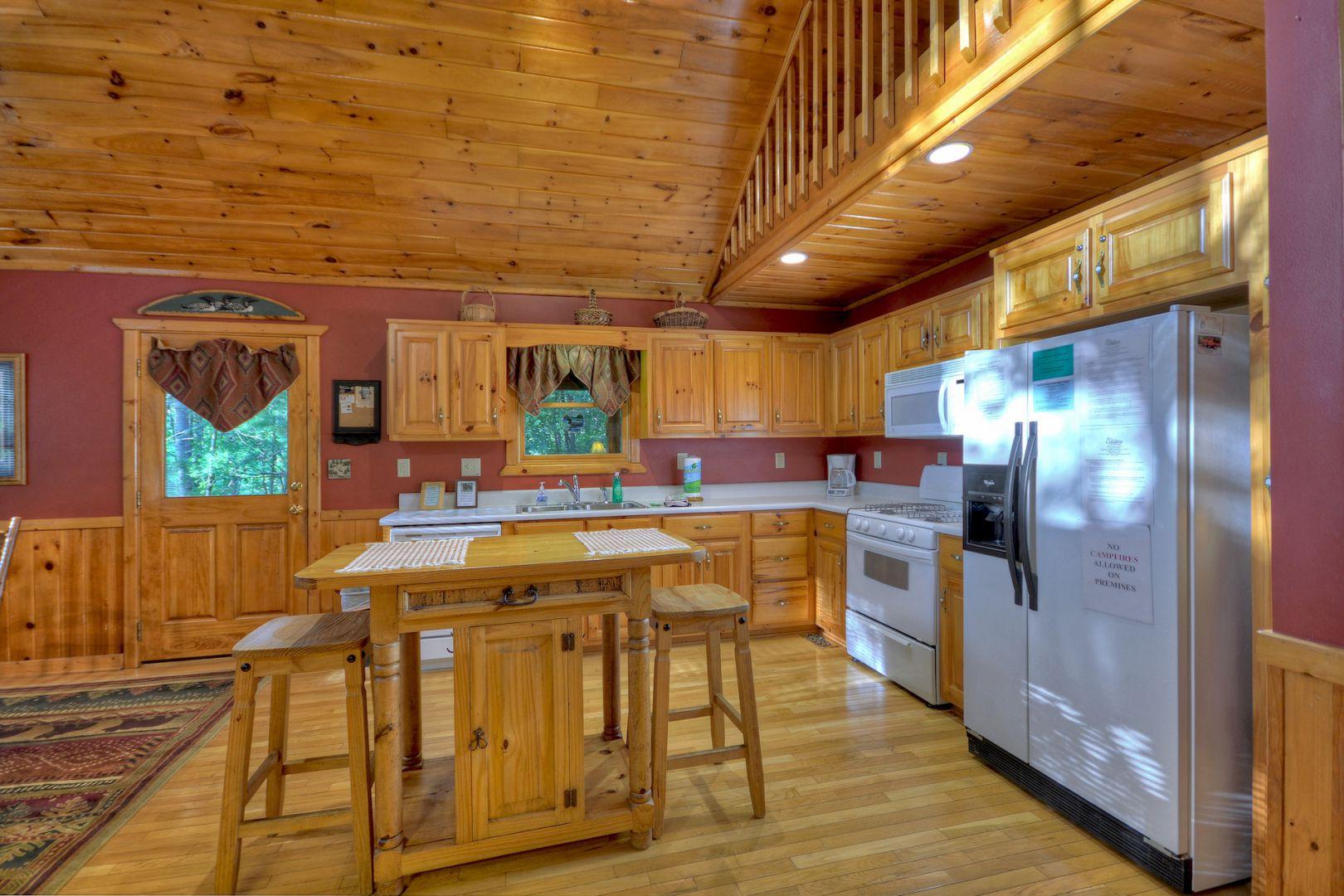 Loon Loft Cabin Rental Cabin Cuddle Up Cabin Rentals